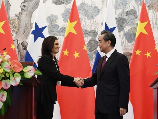 AP CHINA PANAMA I CHN