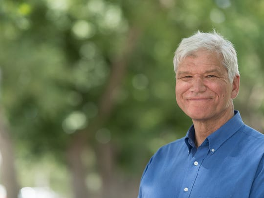 Fred Haberecht, Assistant Director and University Planner,