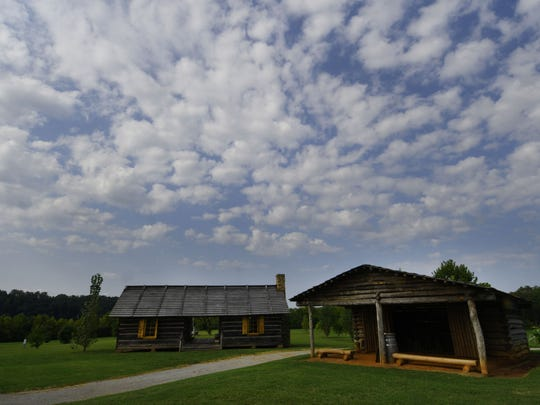 Motels are filling up with people coming to watch the eclipse Aug 21. The Sequoyah Birthplace Museum, like many other places in East Tennessee, are setting up areas  for people to watch the total eclipse.