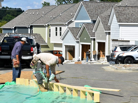 Homes in Tulip Grove Addition range from 1,400 to 1,700