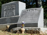 Who's buried in Riverside Cemetery? See the list of notables