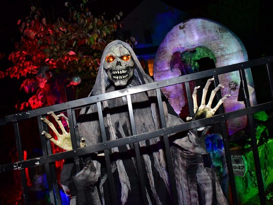 Tom Dungan reliably wins Morris County's spookiest