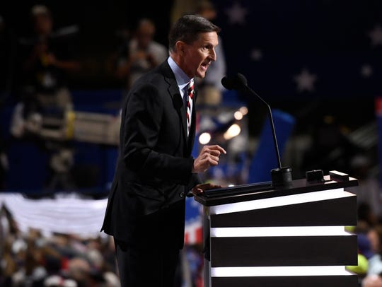 Lt. Gen. Michael Flynn speaks about American exceptionalism