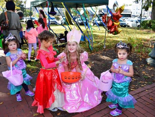 Halloween Haunted Harvest in Ridgewood