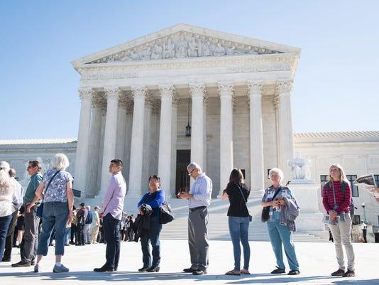 Supreme Court cellphones
