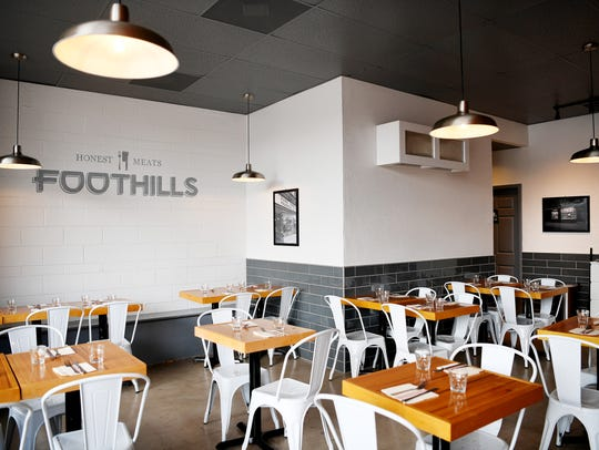 Foothills Butcher Bar on Haywood Road in West Asheville
