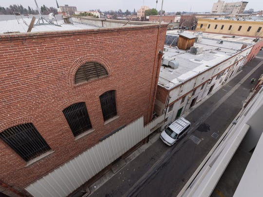 Downtown Visalia is looking to increase access to second-story