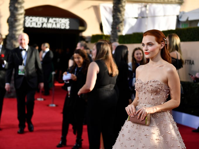 Awards season marched on with an array of fabulous
