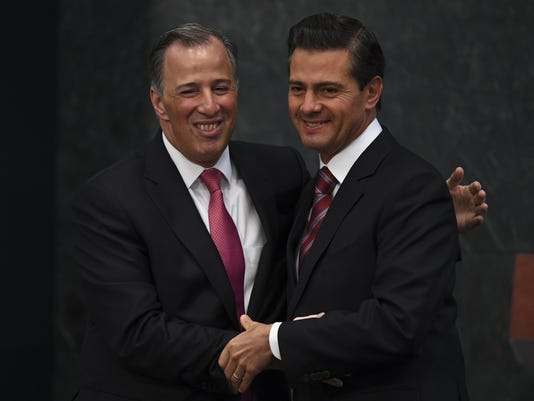 MEXICO-FINANCE-MEADE-RESIGNATION