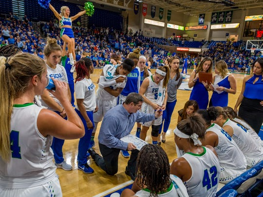 FGCU program-founding coach Karl Smesko is 170-16 in ASUN play. Really.