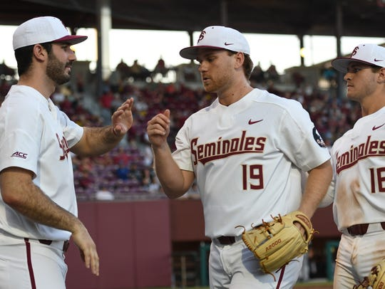 Florida State baseball kicked off its first series
