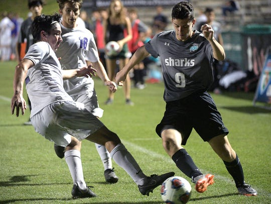 Boys and girls soccer are the only sports in the new FHSAA proposal that would see an increase in the number of classifications. Soccer would go from five classes to seven in the plan is approved the the FHSAA board of directors.