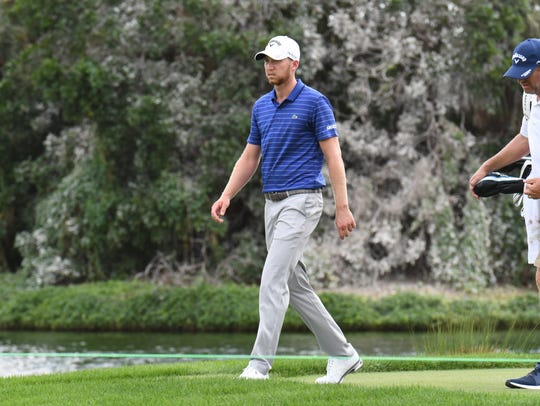 Former FSU and current PGA Professional Daniel Berger