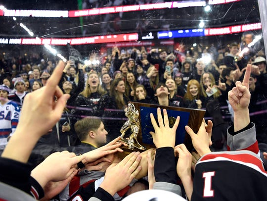 Northern Highlands wins the Public B state final over
