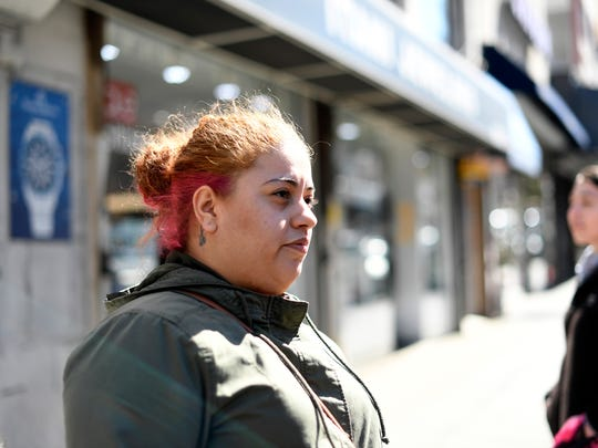 "Like a lot of Paterson residents, Kassandra Lopez worries that the break in fatal shootings won't last. ""It's probably going to get a lot crazier when it gets hot out,"" she said."