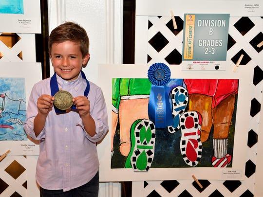 Kentucky Derby Student Art Contest Ceremony 2017