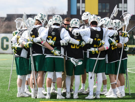 UMass Lowell vs. Vermont Men's Lacrosse 04/07/18