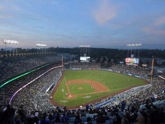 In 2020, Dodger Stadium will play host to its first