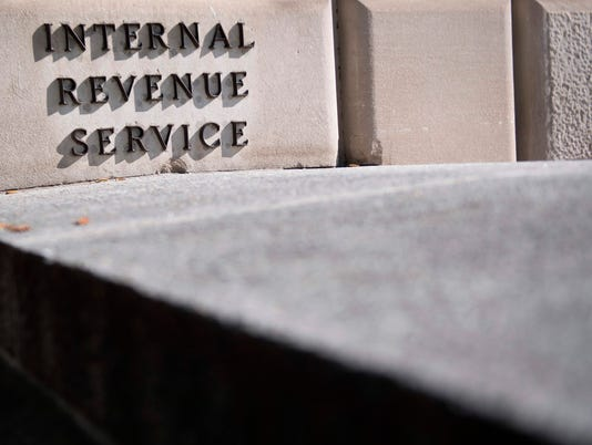 US-POLITICS-TAXES-IRS