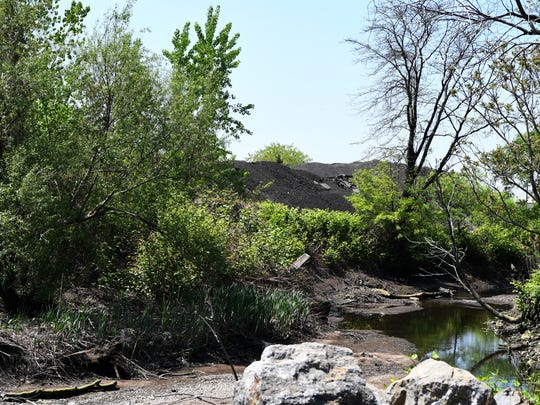 Area near the proposed North Bergen Liberty Generating