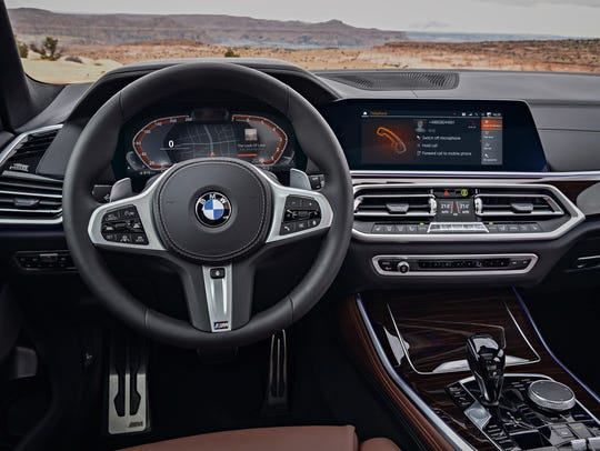 BMW unveiled the latest model of its best-selling SUV,