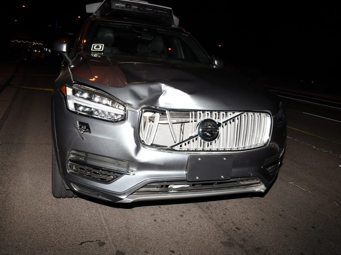 One year after fatal Uber crash in Tempe, who was really at
