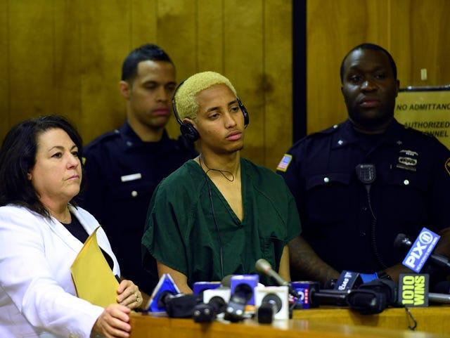 NJ judge sends Bronx bodega killing suspects to NY