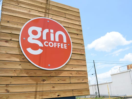 Grin coffee company is located at 508 Broadway Dr.