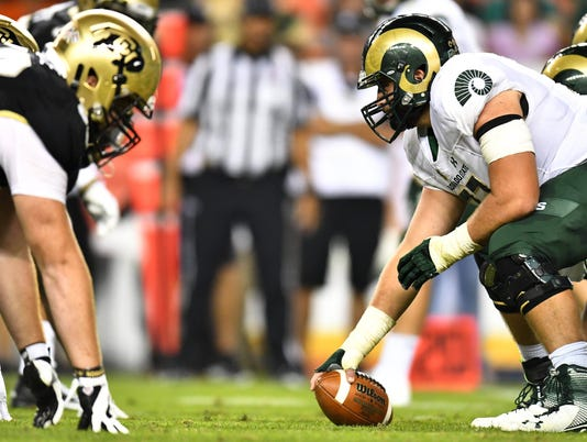 NCAA Football: Colorado State at Colorado