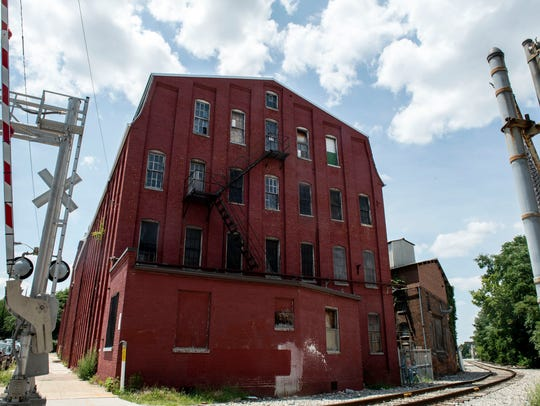 LifePath Executive Director Matthew Carey said he would like to create a center that provides an array of services to help homeless people learn how to alter their lives. Though the old New York Wire factory in York is one place he has considered, he said he's made no decisions.