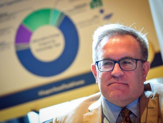 USP NEWS: EPA ACTING ADMINISTRATOR ANDREW WHEELER A USA DC