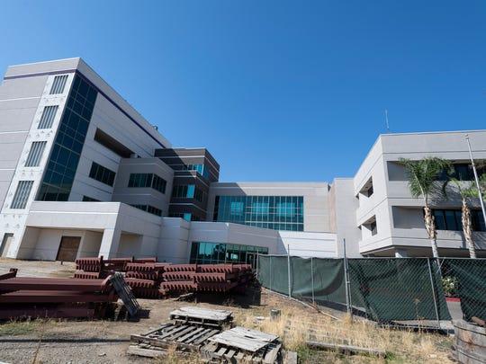 Tulare Regional Medical Center on Wednesday, October 10, 2018.
