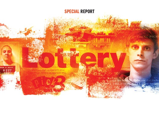 Investigation: Winners, losers and cheats. An investigation of the Iowa Lottery