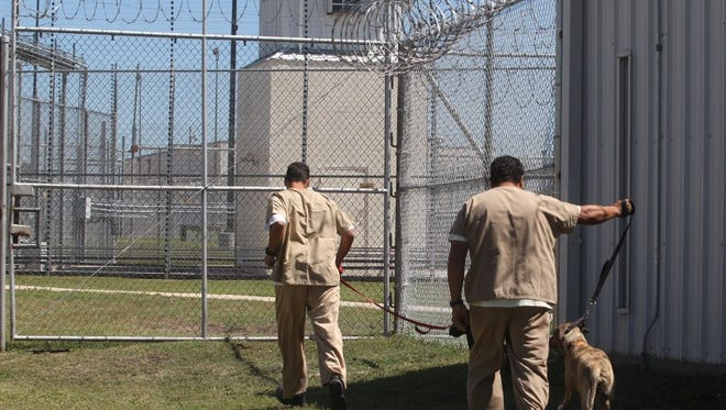 Eden Detention Center