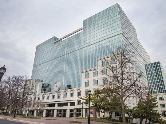 The Hercules Building, one of the buildings in Wilmington that received a real estate certification in high quality Internet infrastructure