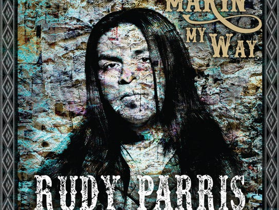 """Rudy Parris' debut album """"Makin' My Way"""" is now available"""