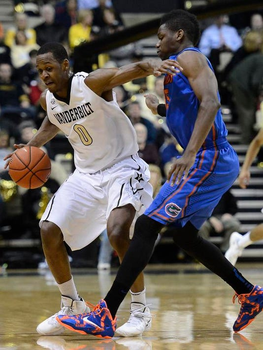 Florida Vanderbilt Basketball