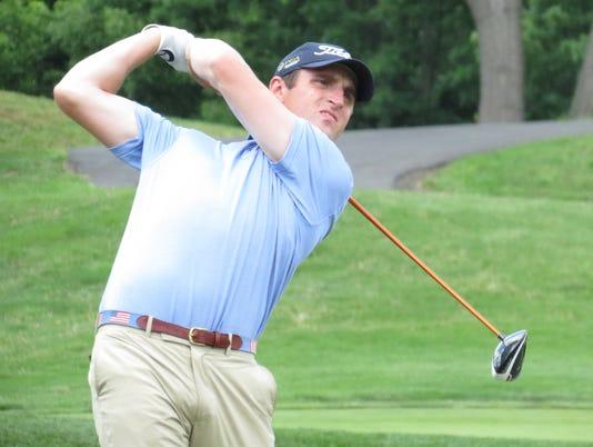 Alex Beach of Baltusrol Golf Club