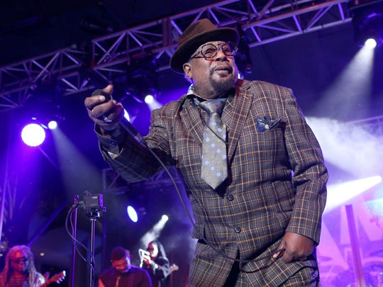 George Clinton will perform on May 14 at the Vogue.