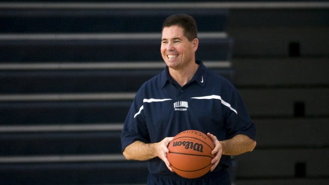 Former Collingswood basketball coach Joe McLoughlin settled his lawsuit against the district.