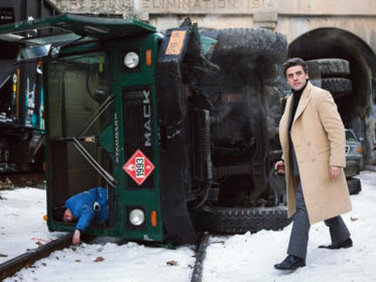 1 a most violent year