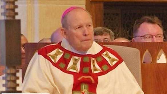 A transcipt of the deposition of Bishop Matthrew Clark has been released as part of proceedings dealing with the Catholic diocese's bankruptcy filing.
