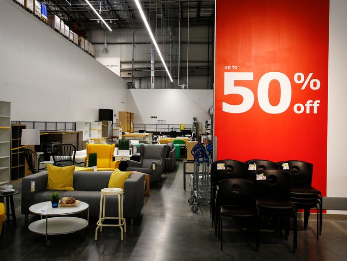 Preview Of The New Ikea Memphis Store