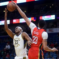 3 takeaways from the Pacers' loss to the Pelicans