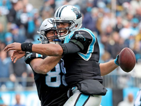 USP NFL: GREEN BAY PACKERS AT CAROLINA PANTHERS S NFB