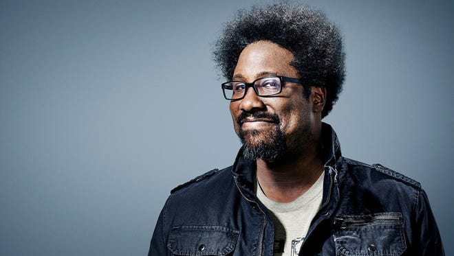 W. Kamau Bell will headline Des Moines School's summit on climate and culture