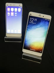 Xiaomi, a fast-growing Chinese smartphone marker, recently