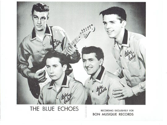The Blue Echoes got their start in the Lansing in the 1950s.
