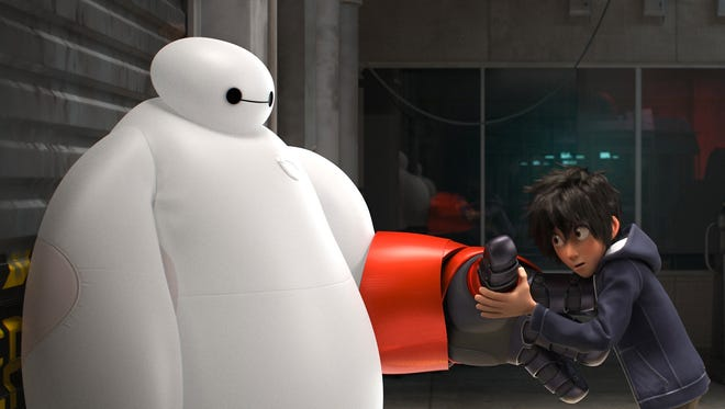 Hiro and his robot Baymax find themselves up against criminal elements in San Fransokyo.