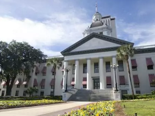State Capitol in Tallahassee